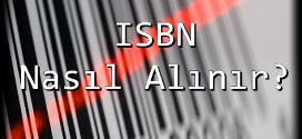 ISBN Nasıl Alınır ?